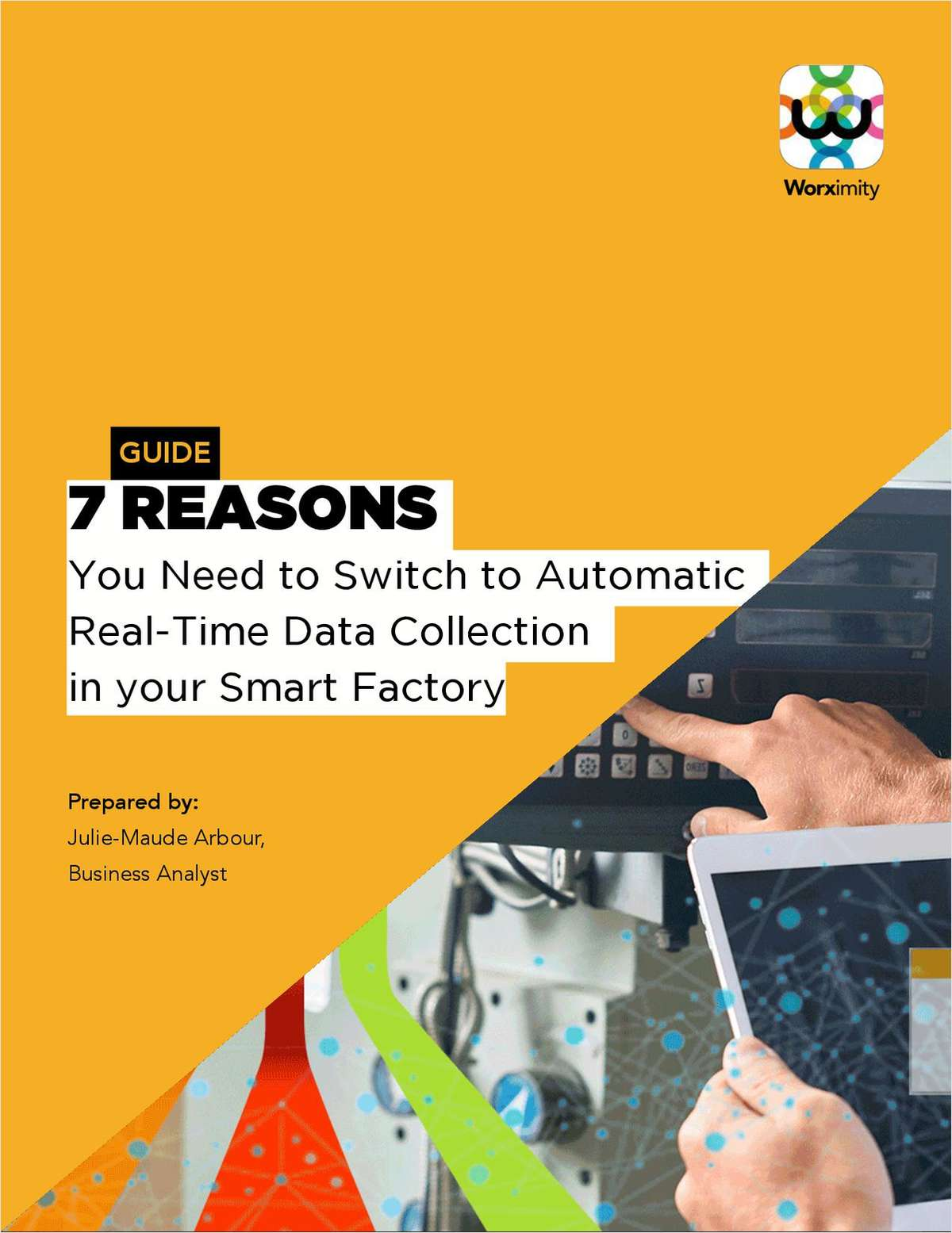 7 Reasons You Need to Switch to Automatic Real-time Data Collection in Your Smart Factory