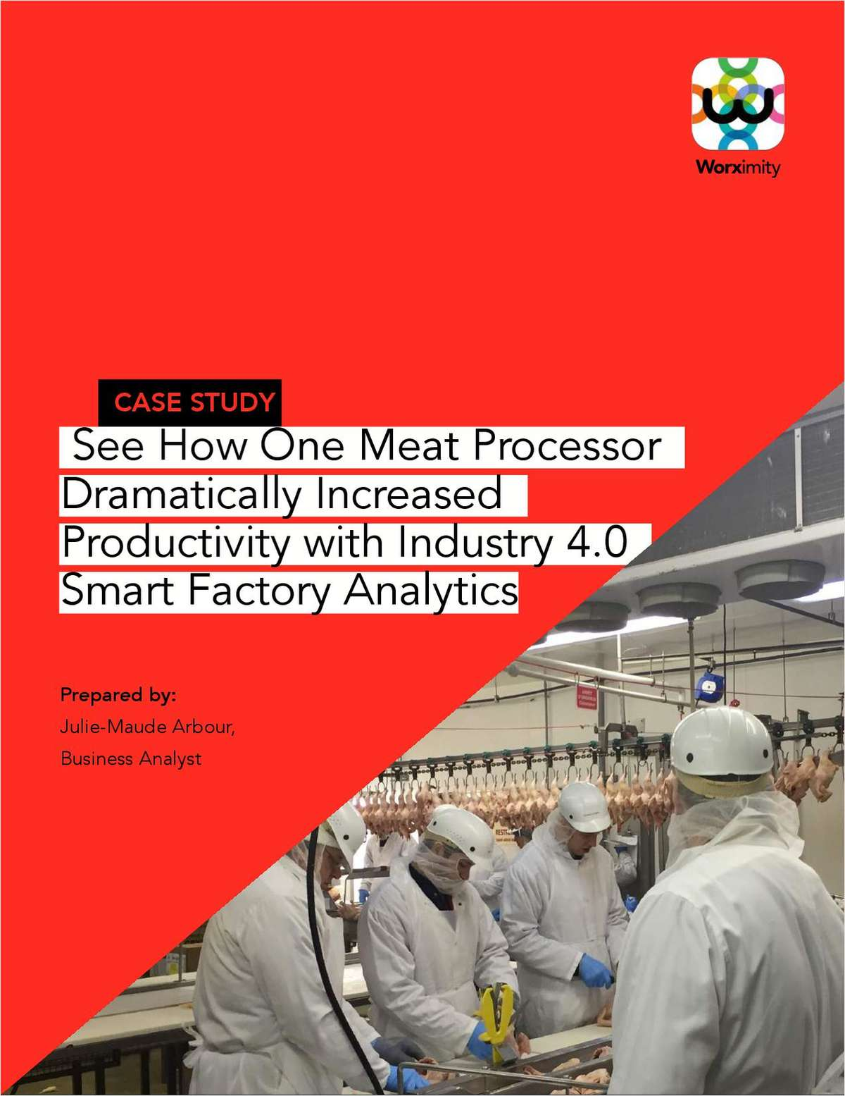 See How One Meat Processor Dramatically Increased Productivity with Industry 4.0 Smart Factory Analytics