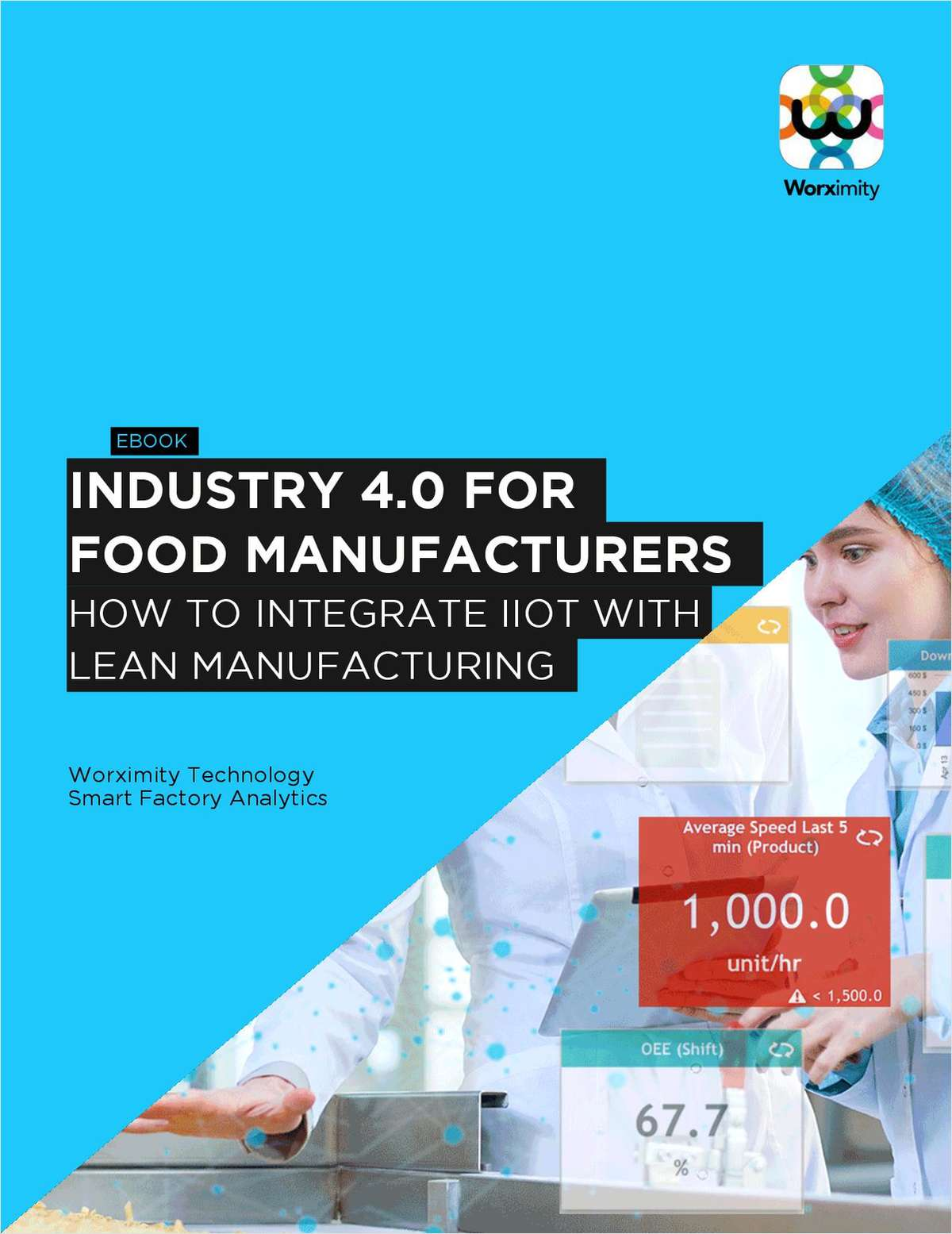 Industry 4.0 For Food Manufacturers - How to Integrate IIoT with Lean Manufacturing