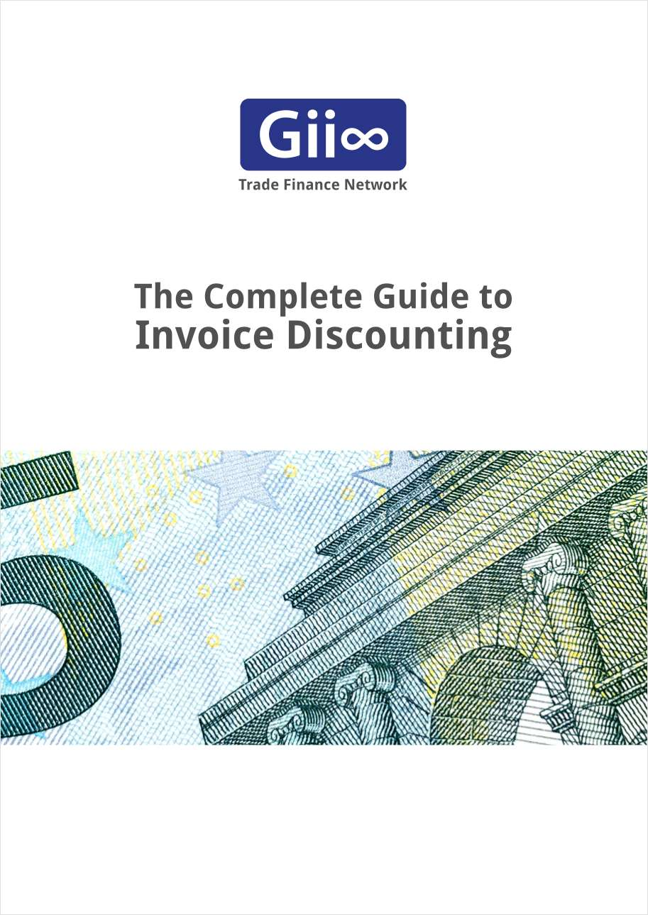The Complete Guide To Invoice Discounting