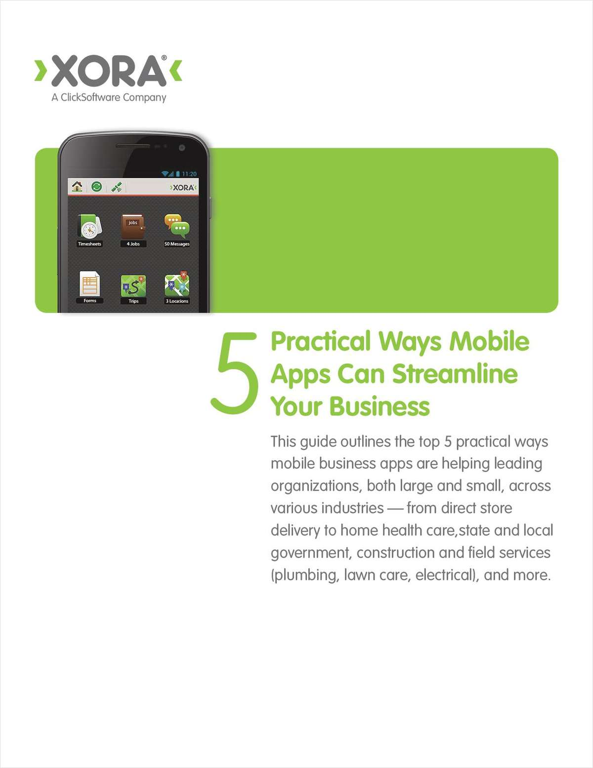 5 Practical Ways Apps Can Streamline Your Mobile Business