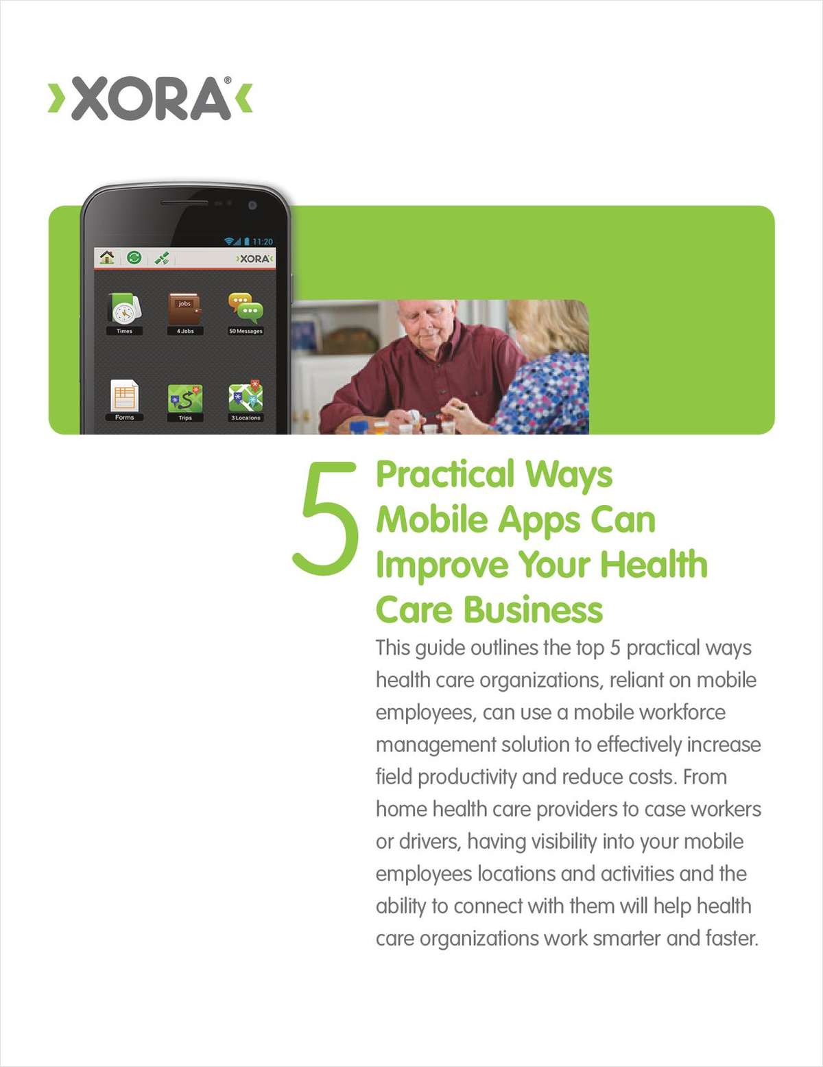 5 Practical Ways Apps Can Streamline Your Healthcare Business