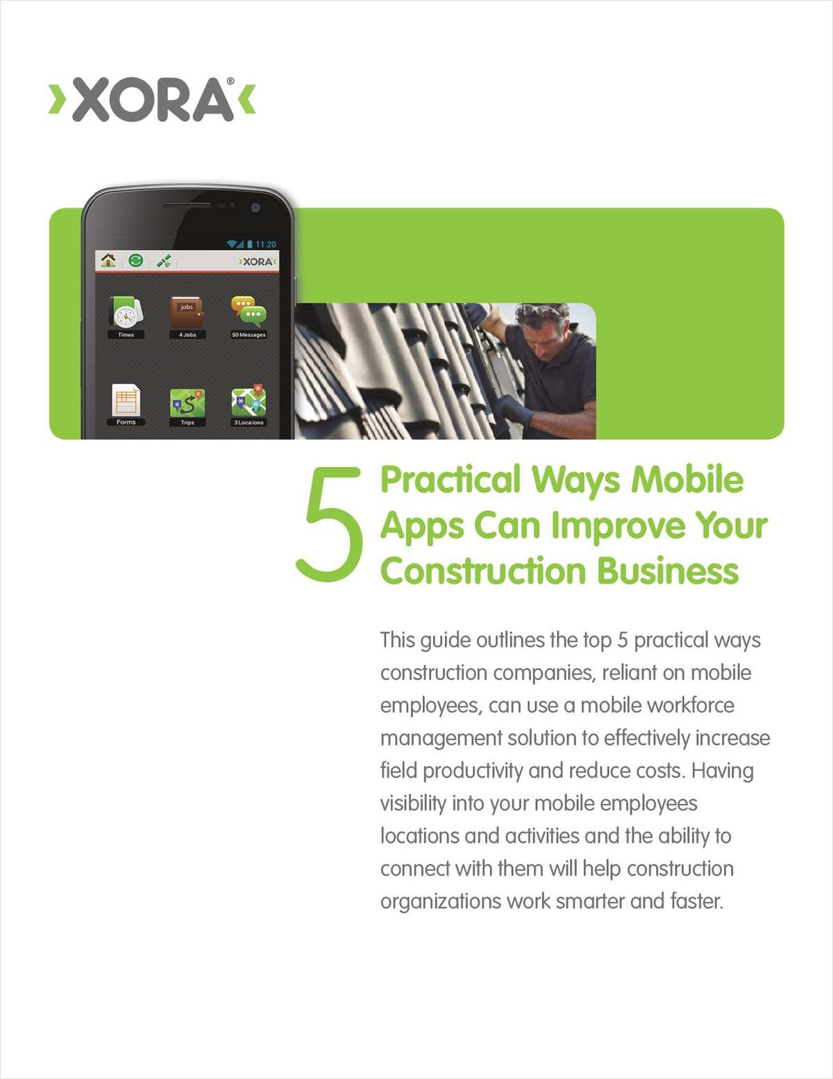 5 Practical Ways Apps Can Streamline Your Construction Business