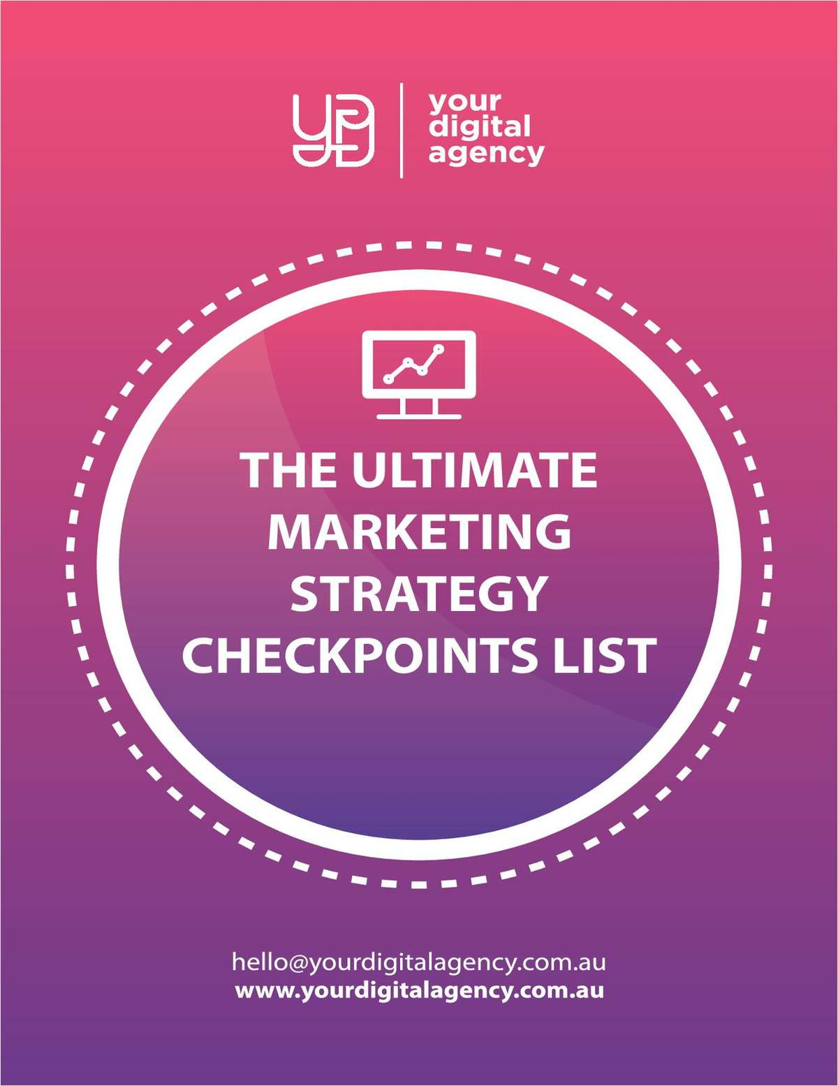 The Ultimate Marketing Strategy Checklist