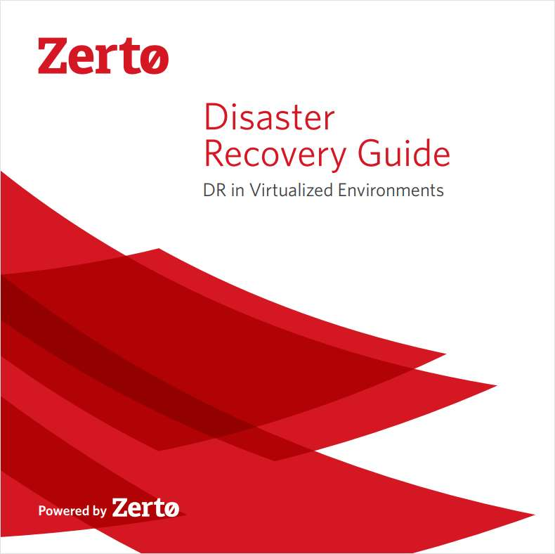 The Disaster Recovery Guide