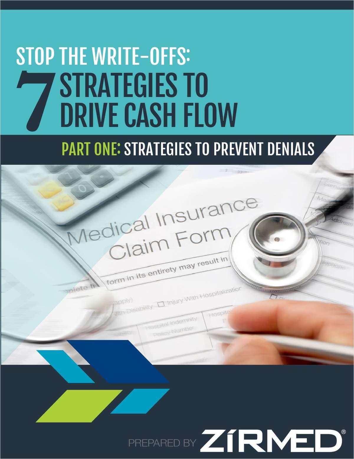 7 Strategies to Drive Cashflow