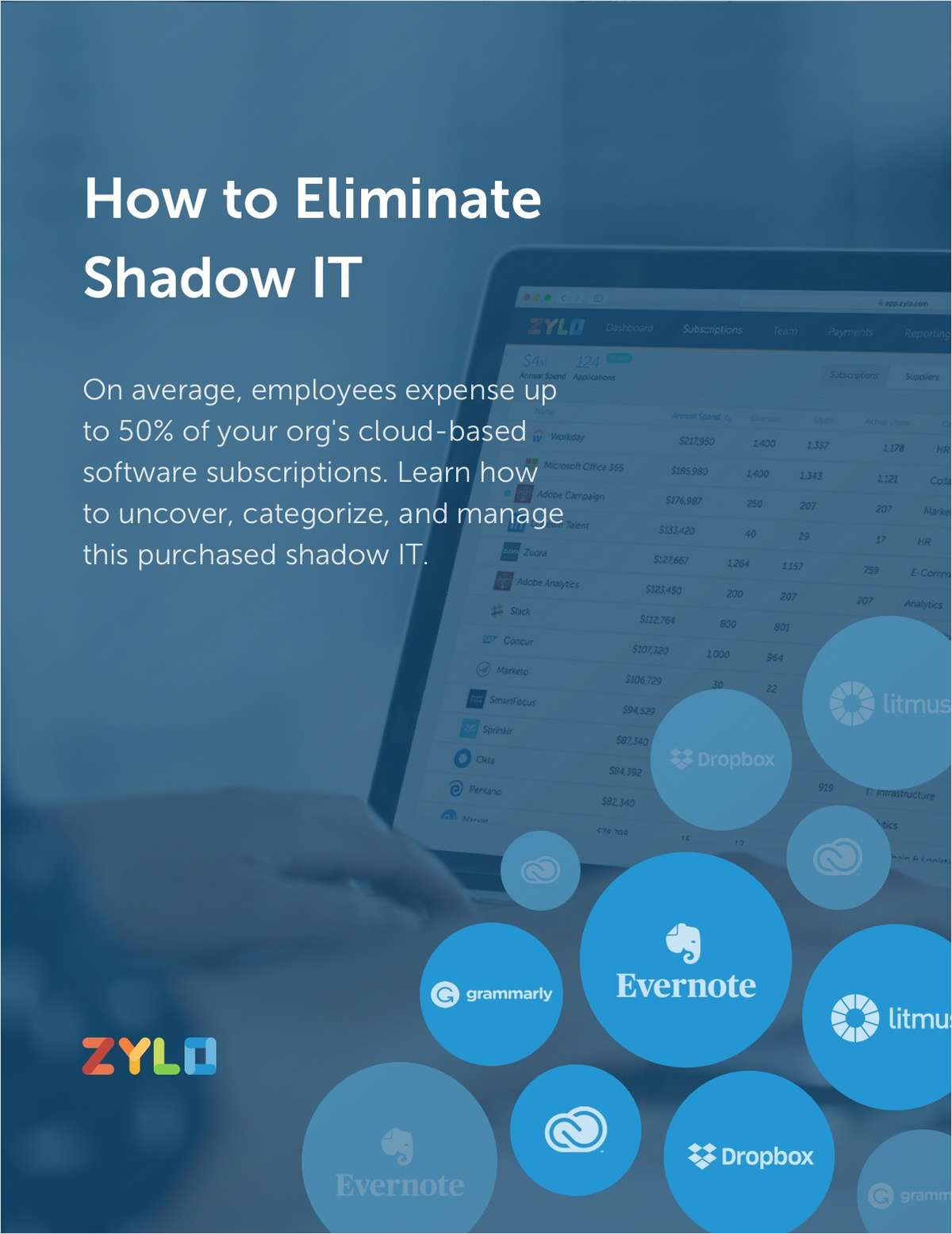 How to Eliminate Shadow IT