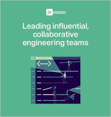 Learn how to partner with design to ship products faster in Leading Influential, Collaborative Engineering Teams.