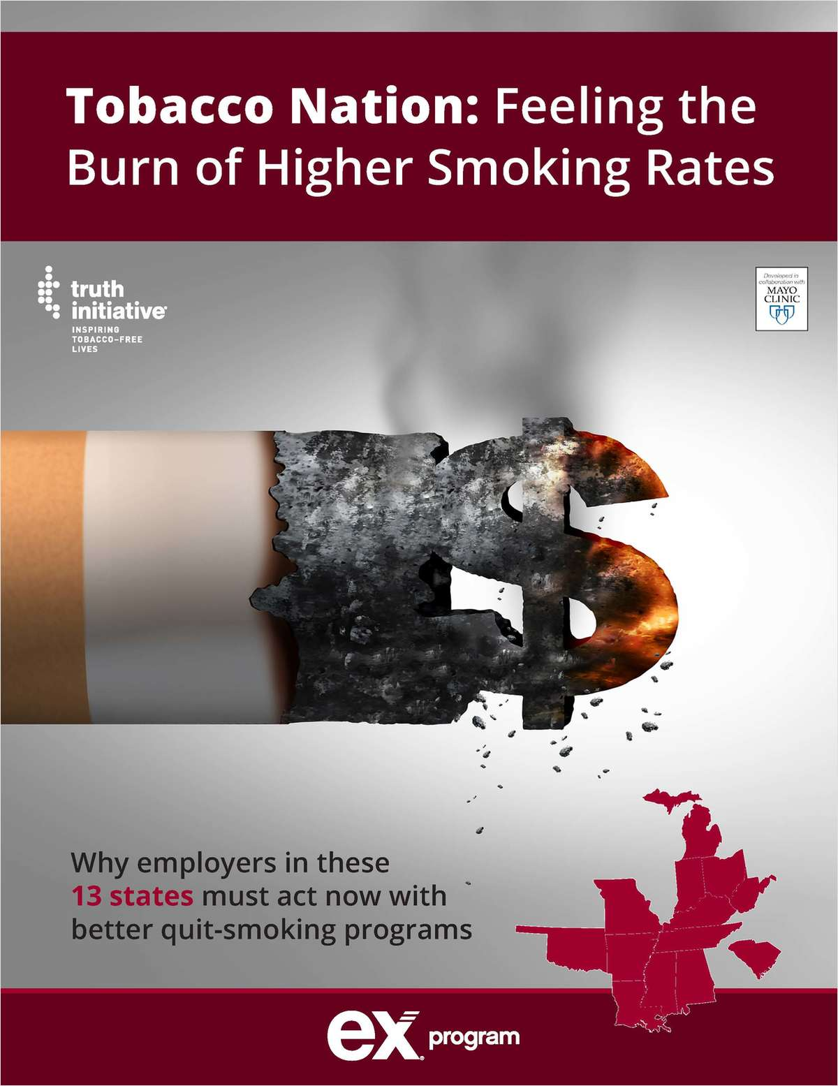 Tobacco Nation: Feeling the Burn of Higher Smoking Rates