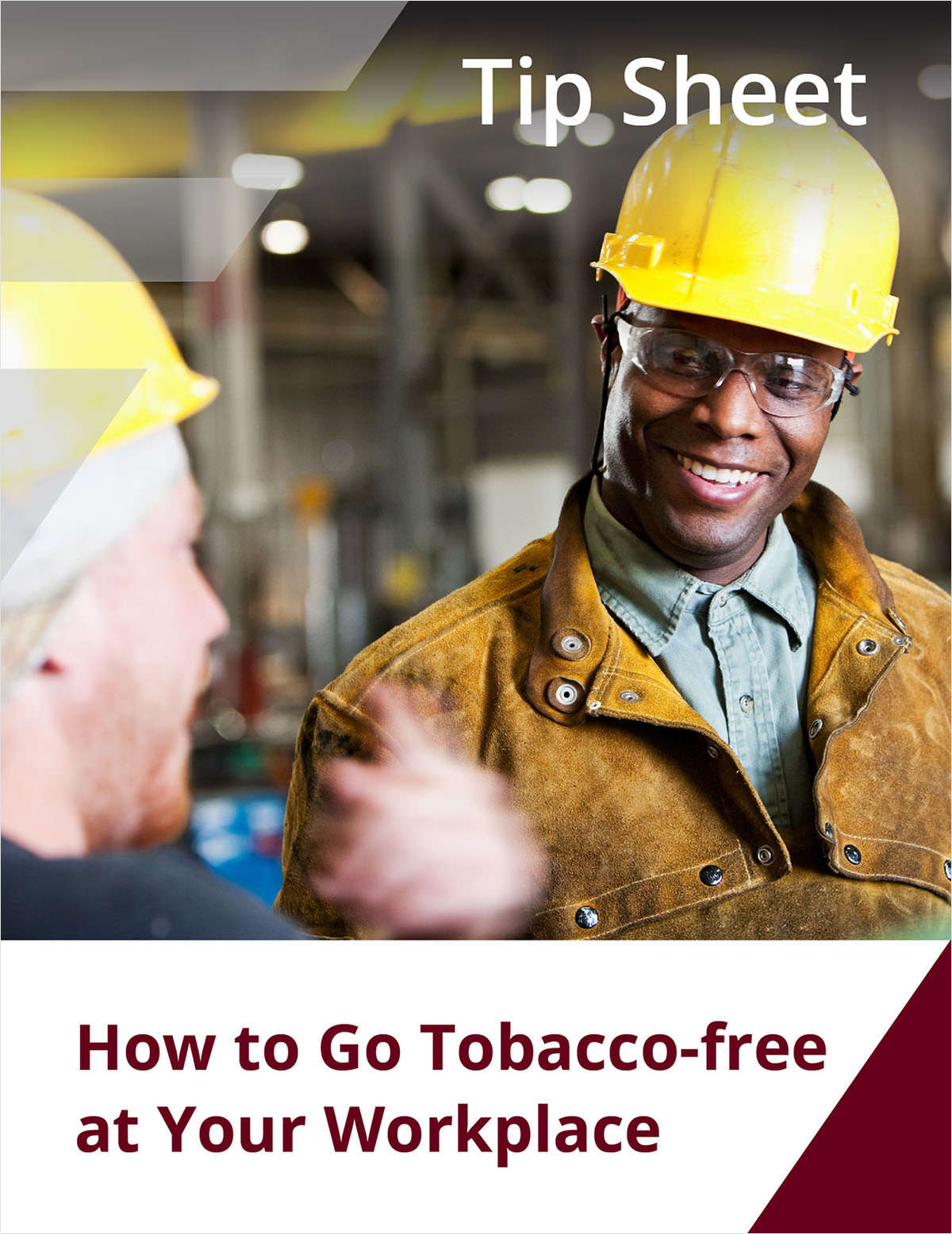 How to Go Tobacco-Free at Your Workplace