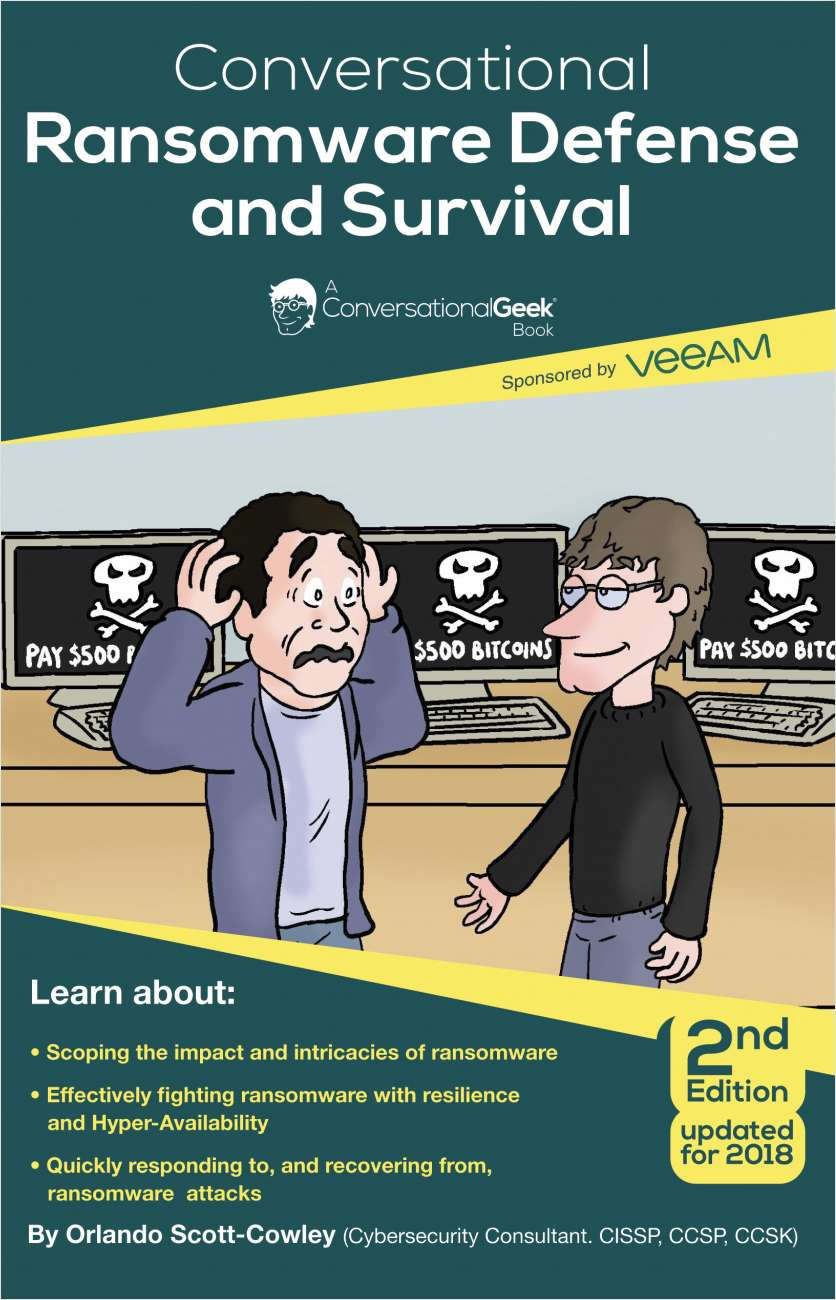 Conversational Ransomware Defense and Survival