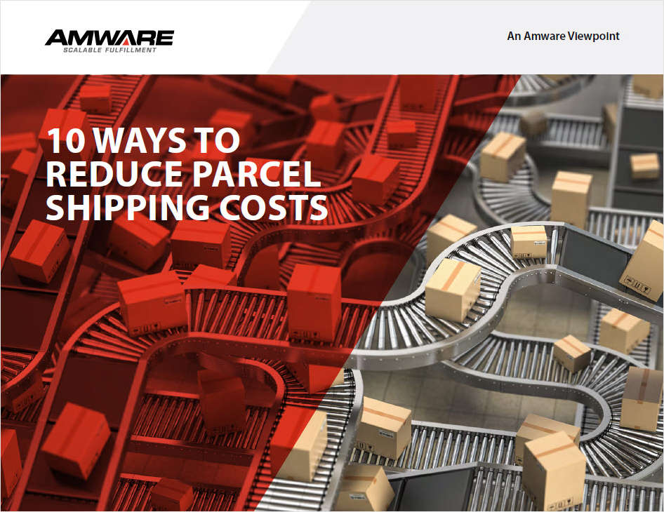 10 Ways to Reduce Parcel Shipping Costs