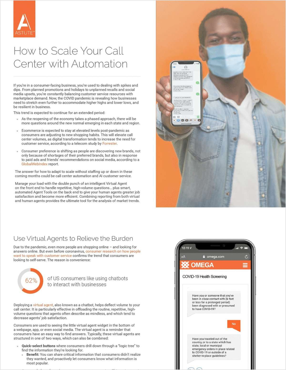 Your Guide to Scaling and Adapting Your Call Center Through Automation