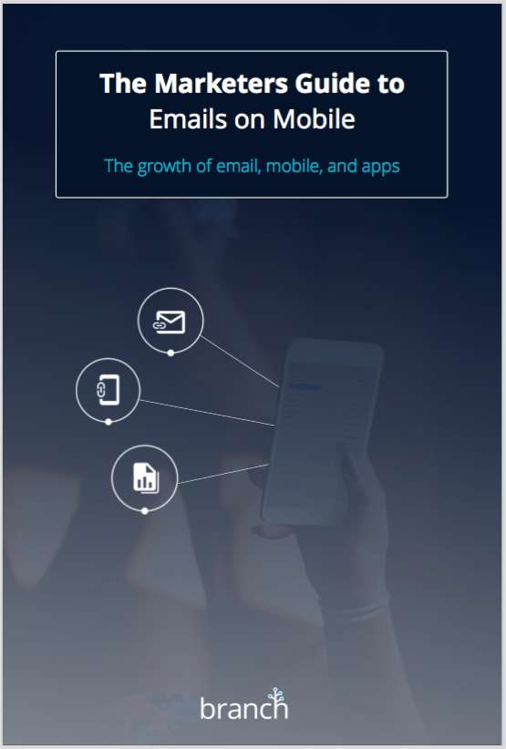 The Marketers Guide to Emails on Mobile