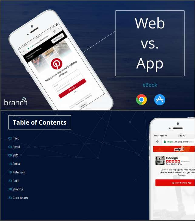 Learn how Jet, Airbnb and Instacart have built a successful 'Web & App' Strategy