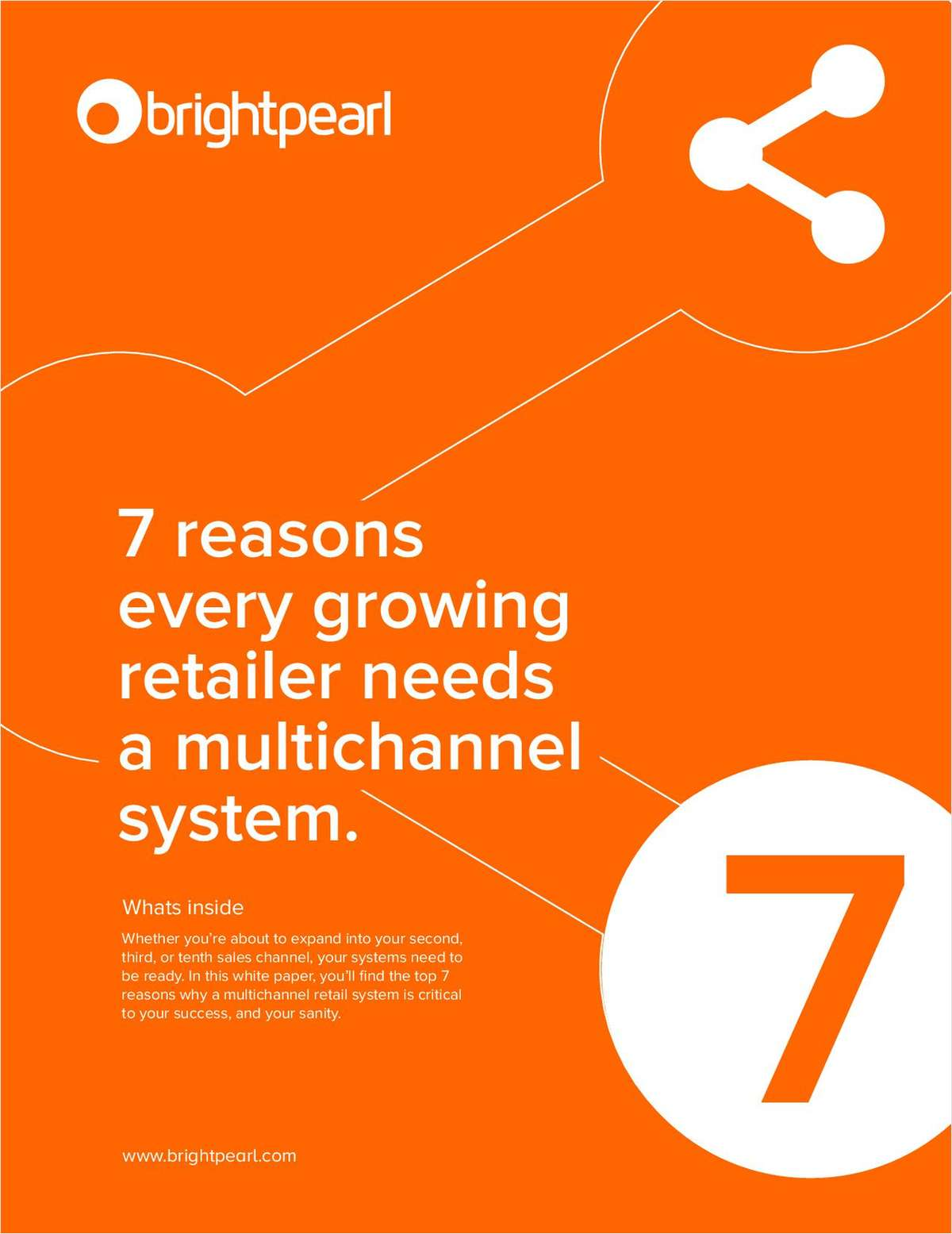 7 reasons every growing retailer needs a multichannel system