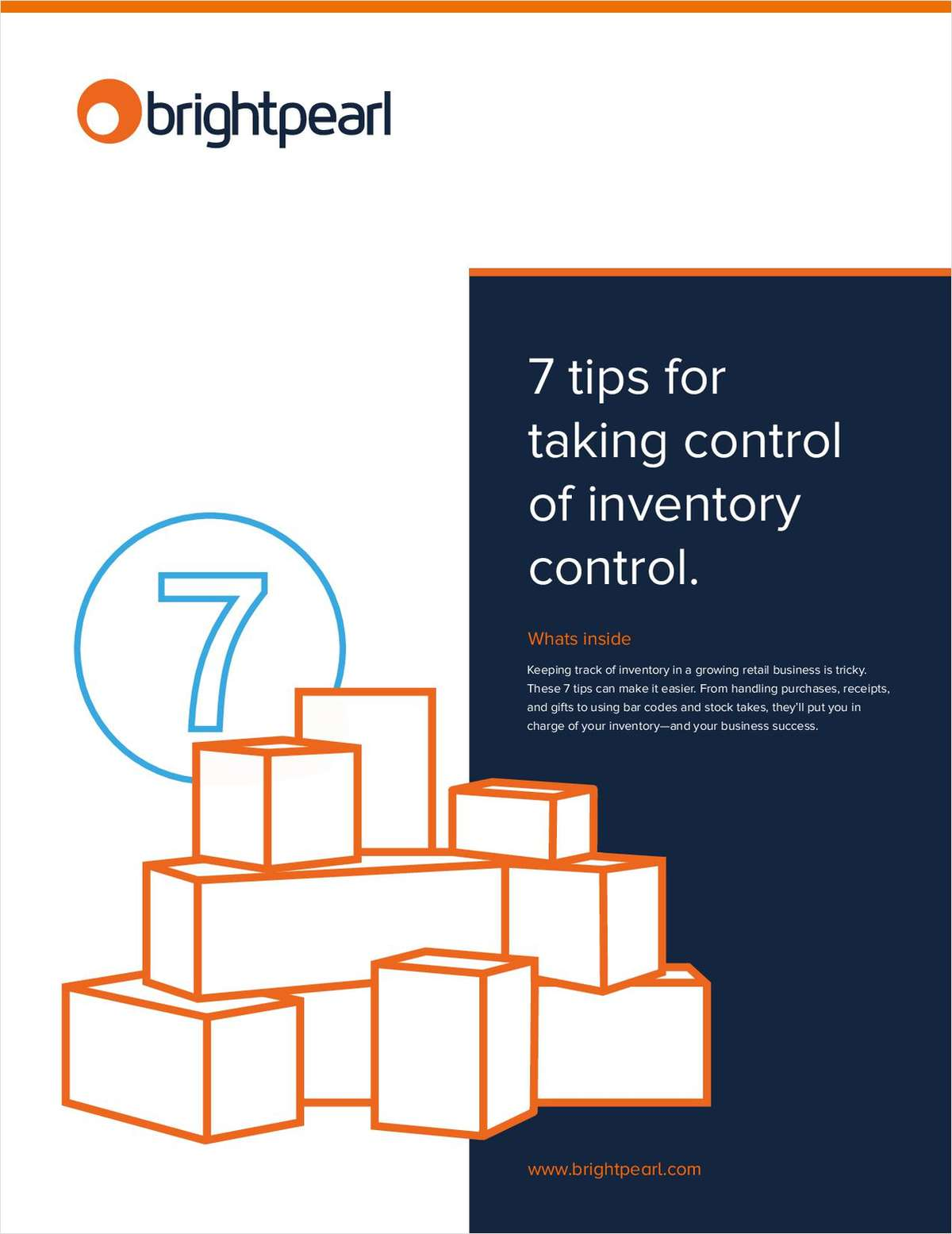 7 tips for taking control of inventory control