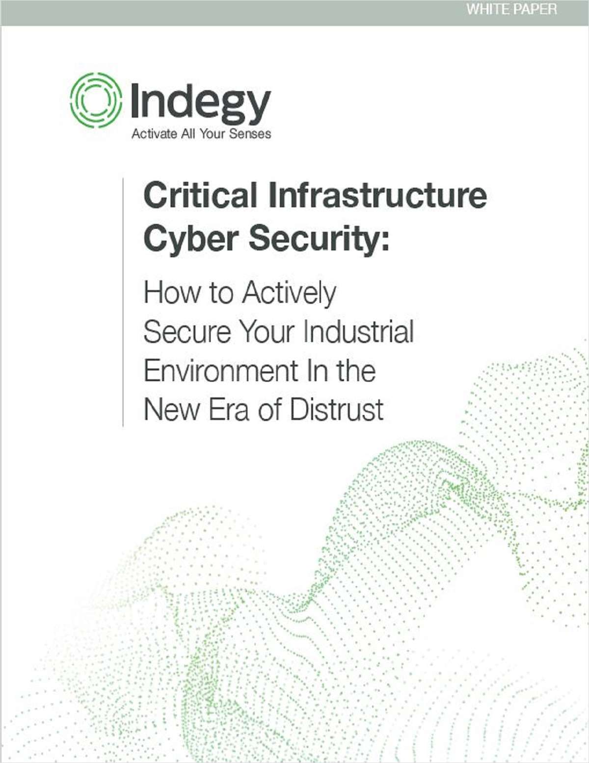 Critical Infrastructure Cyber Security White Paper