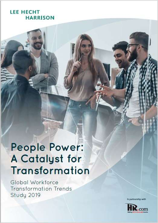 People Power: A Catalyst for Transformation