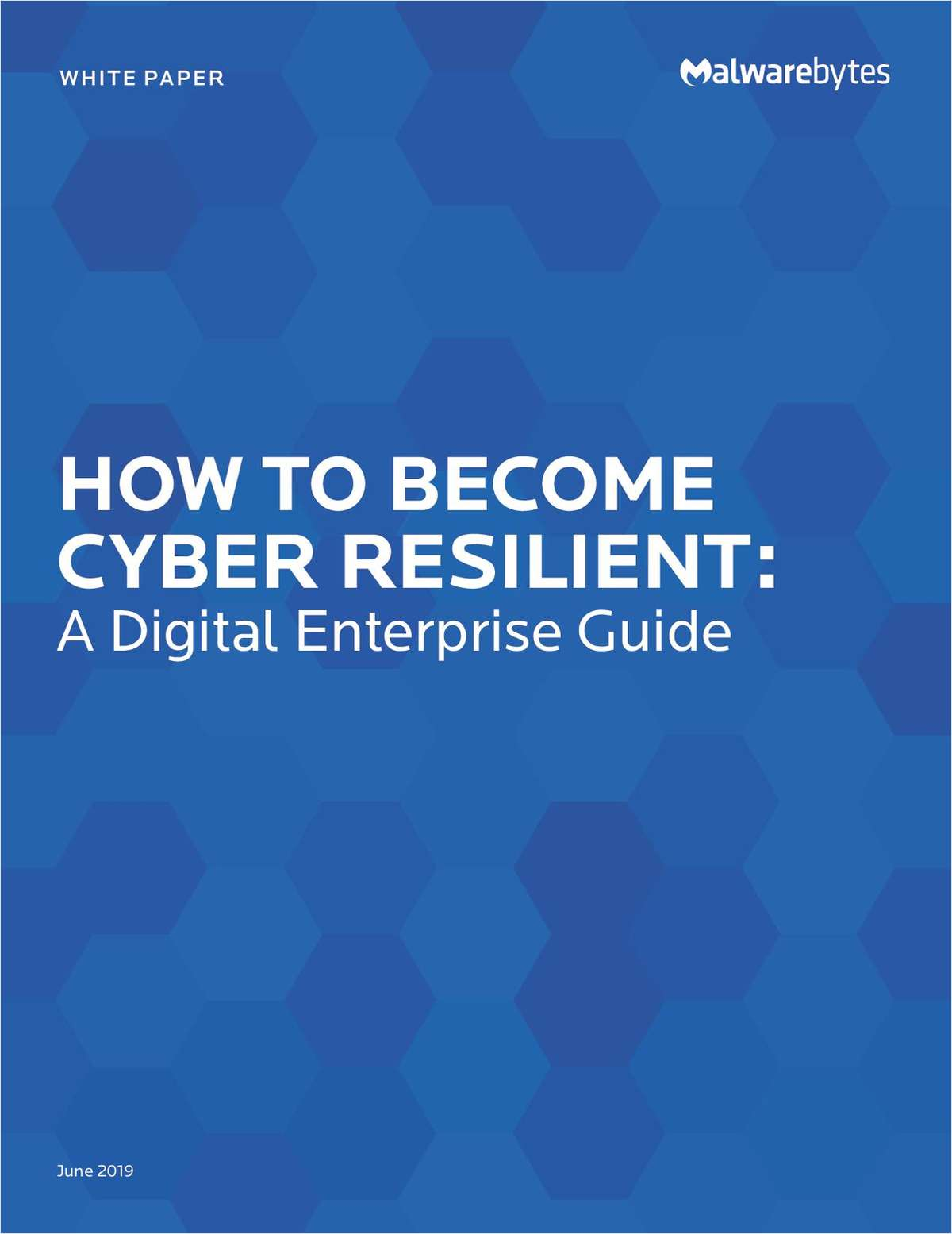 How to Become Cyber Resilient: A Digital Enterprise