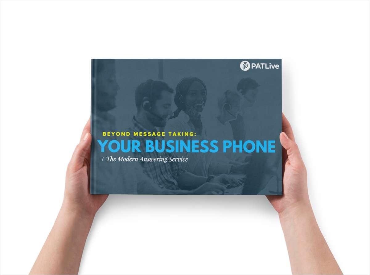 Beyond Message Taking: Your Business Phone & The Modern Answering Service