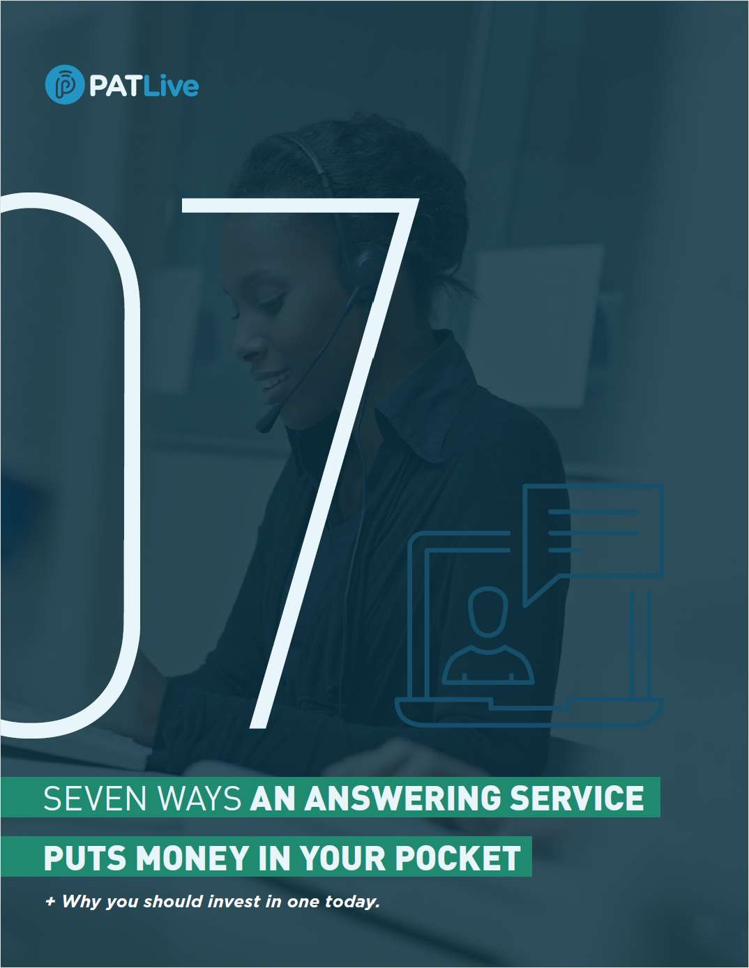 7 Ways an Answering Service Puts Money in Your Pocket
