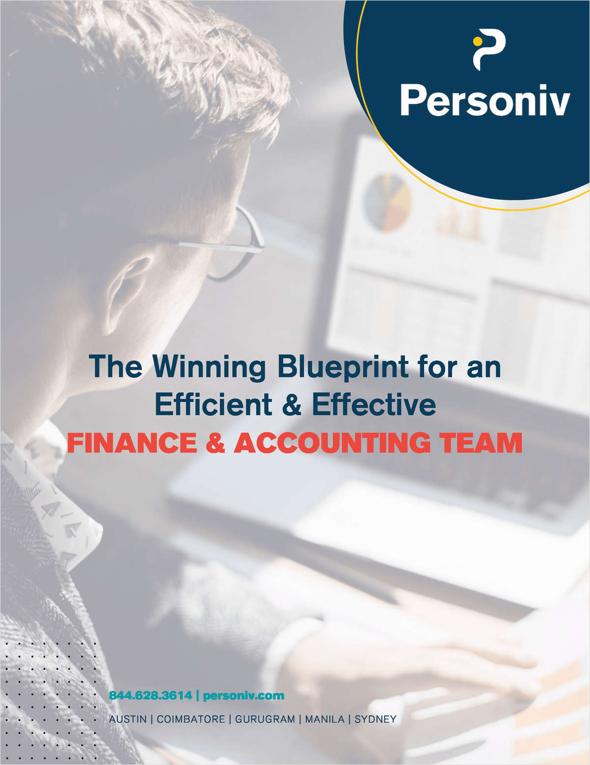 The Winning Blueprint for an Effective & Efficient Finance & Accounting Team