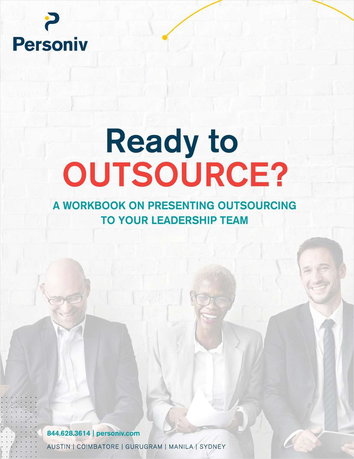 Ready To Outsource: A Workbook