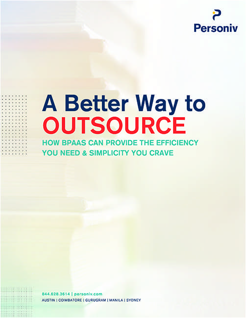 BPaaS: A Better Way to Outsource