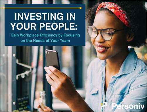 Investing In Your People