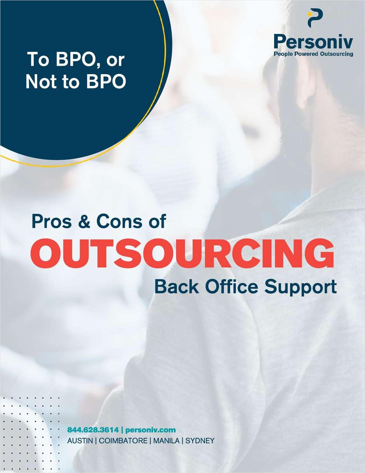 To BPO or Not to BPO