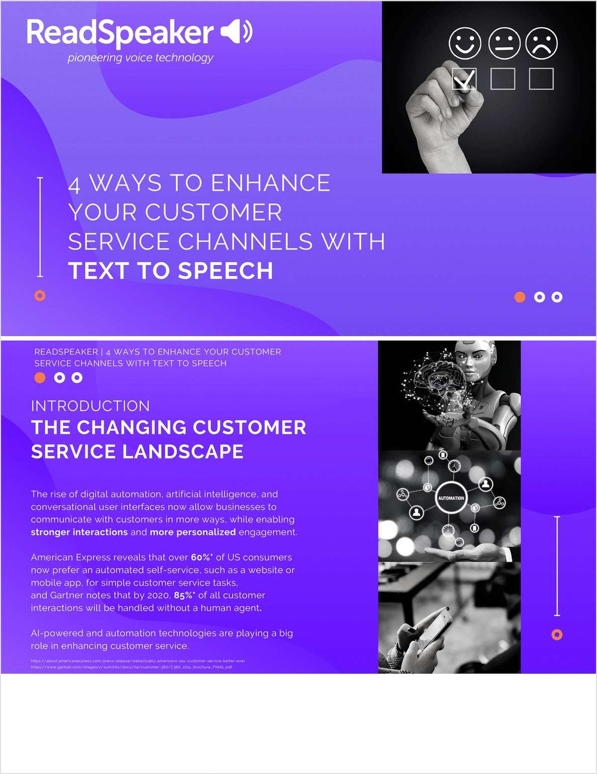4 Ways to Enhance Your Customer Service Channels with Text to Speech