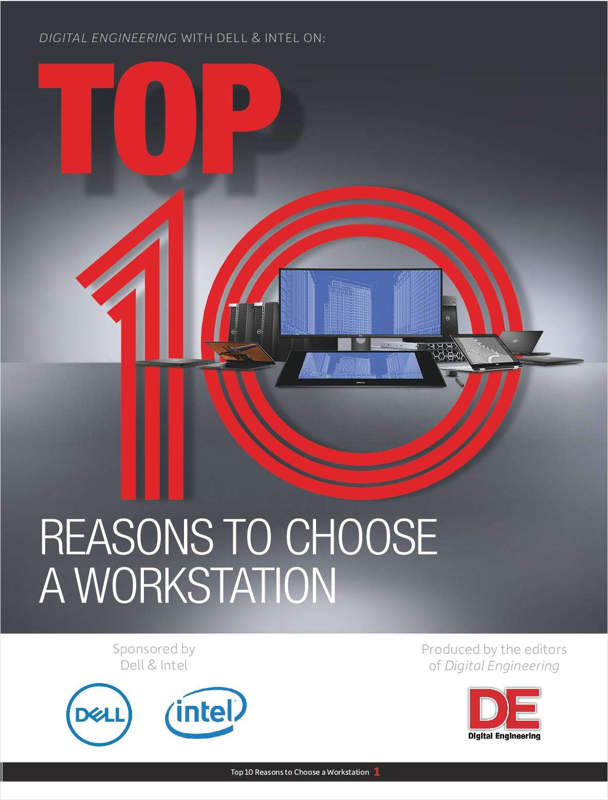Increase Operational Efficiency with Dell Precision Workstations: Bring scalable performance and reliability to your structural engineering applications