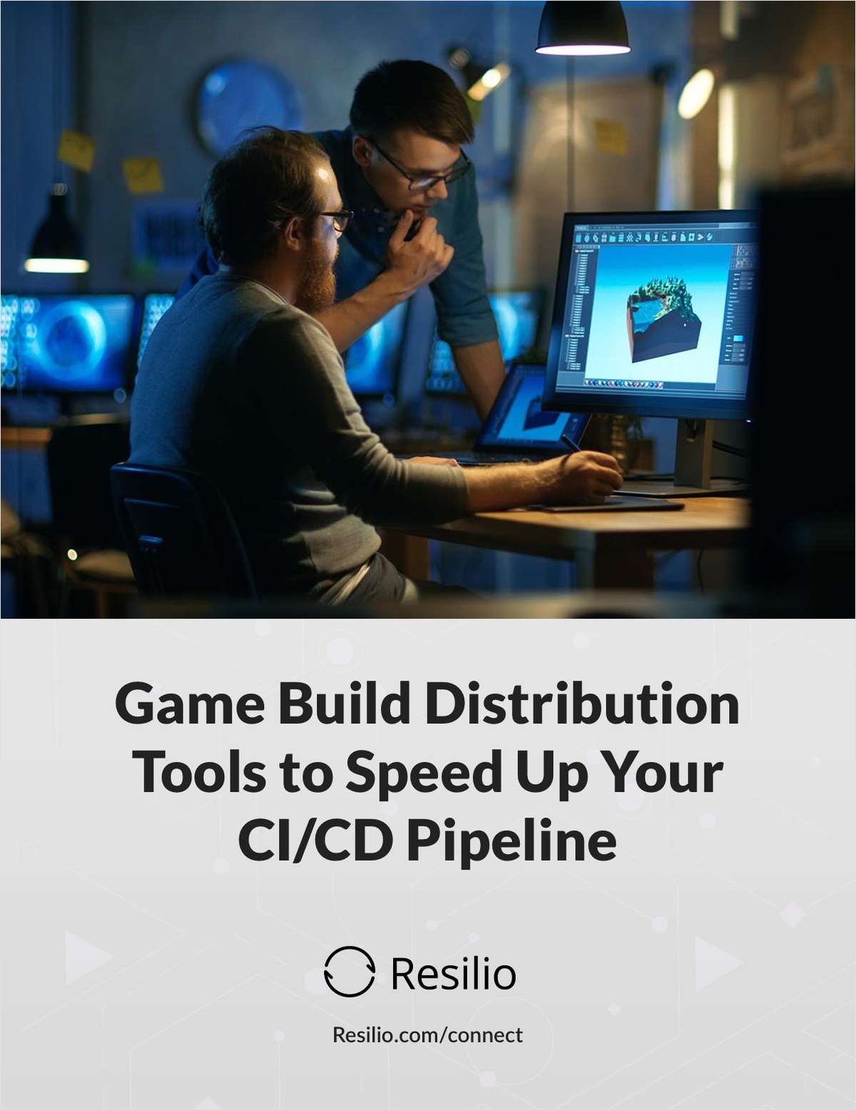 Game Build Distribution Tools to Speed Up Development
