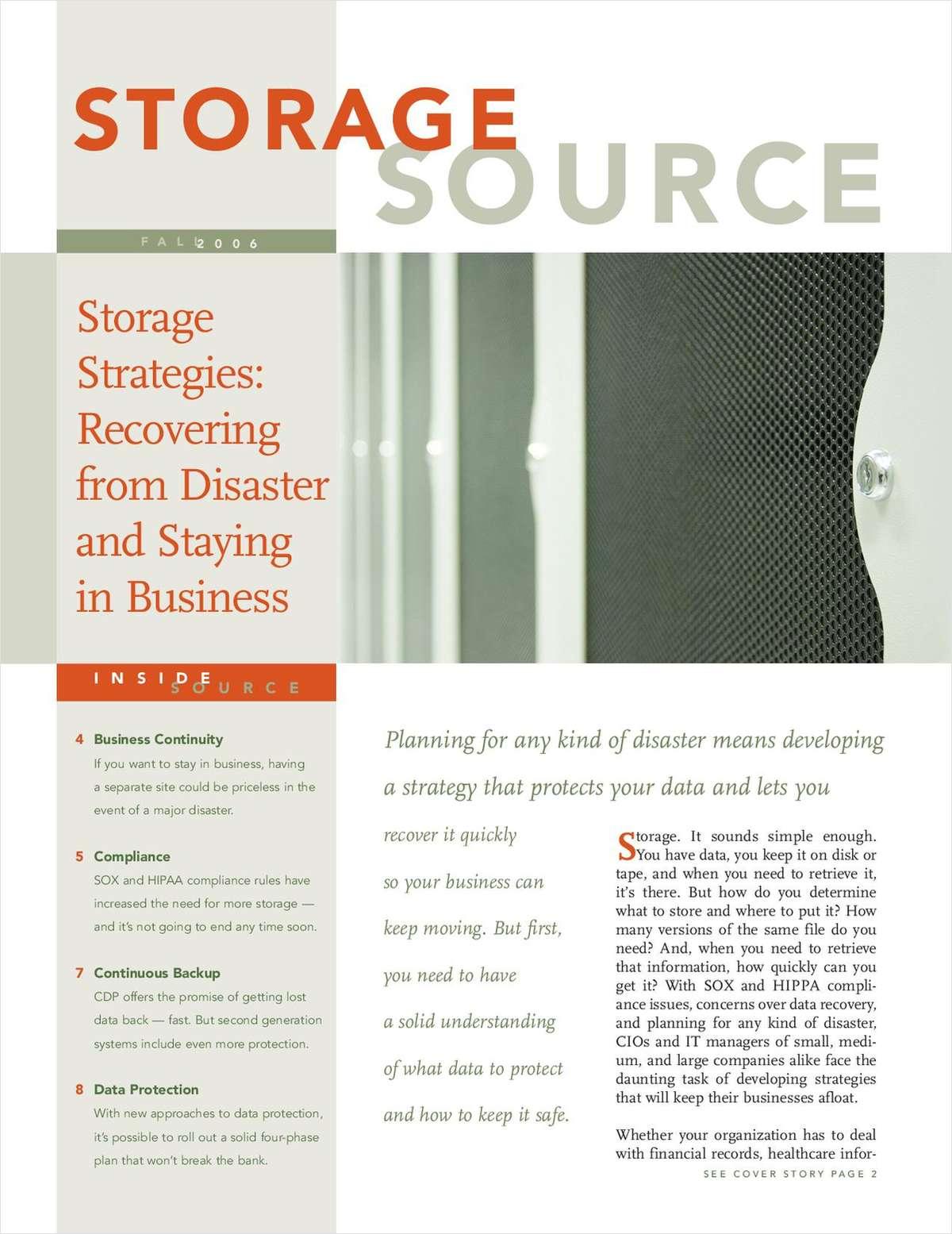 Storage Source Magazine