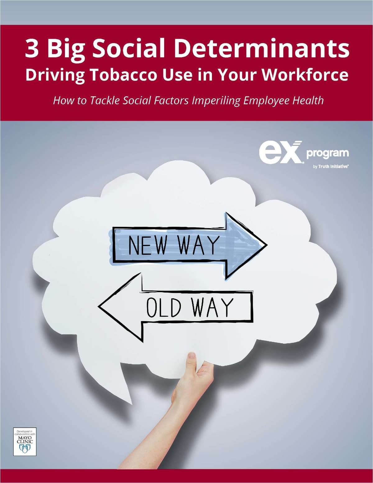 3 Big Social Determinants Driving Tobacco Use in Your Workforce