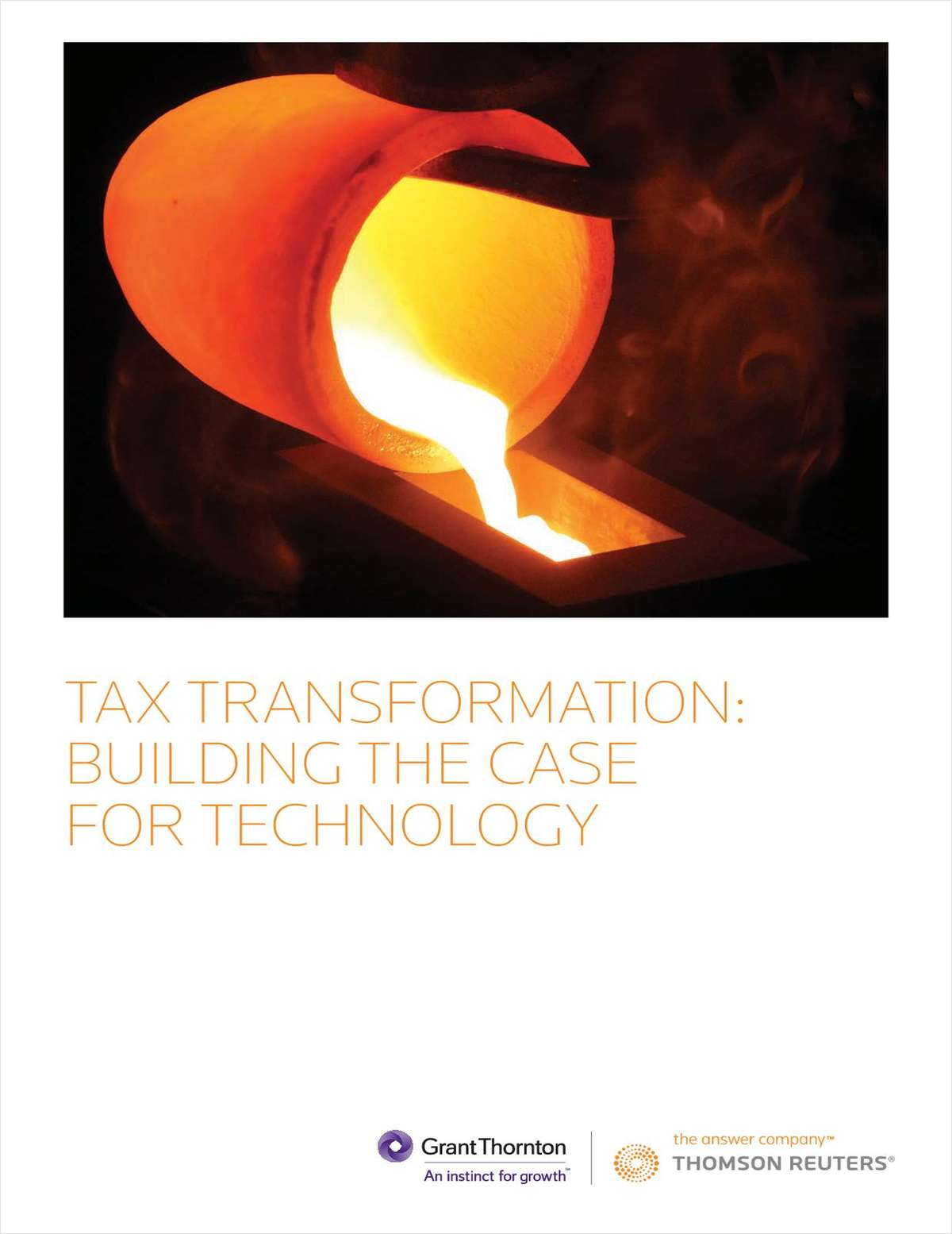 Tax Transformation: Building the Case for Technology