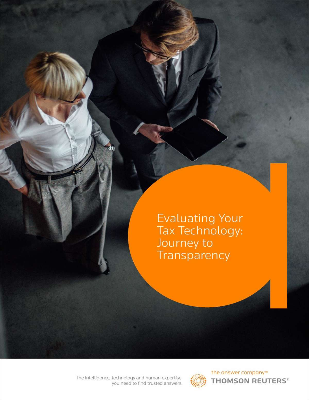 Evaluating Your Tax Technology: Journey to Transparency