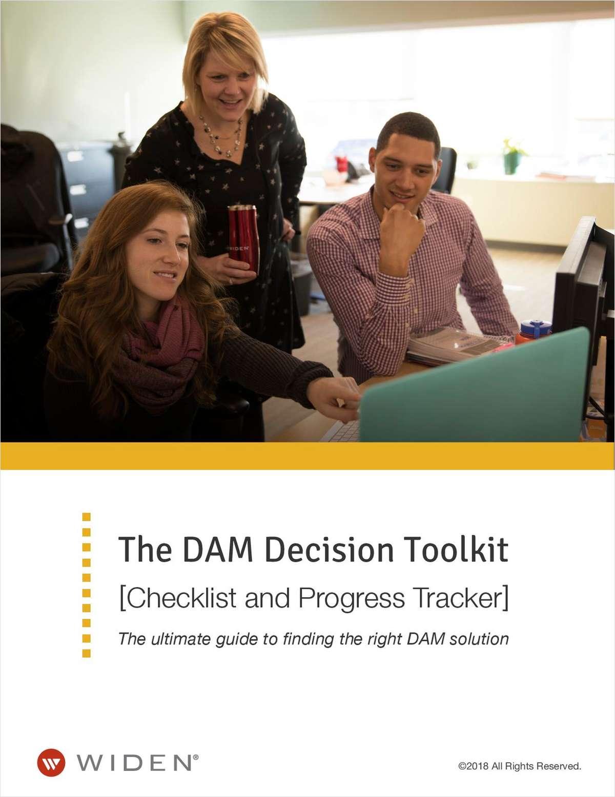 The Digital Asset Management ToolKit! [Checklist and Progress Tracker]