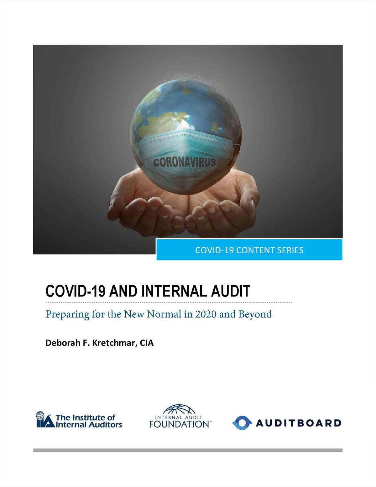 COVID-19 & Internal Audit: Preparing for the New Normal in 2020 and Beyond