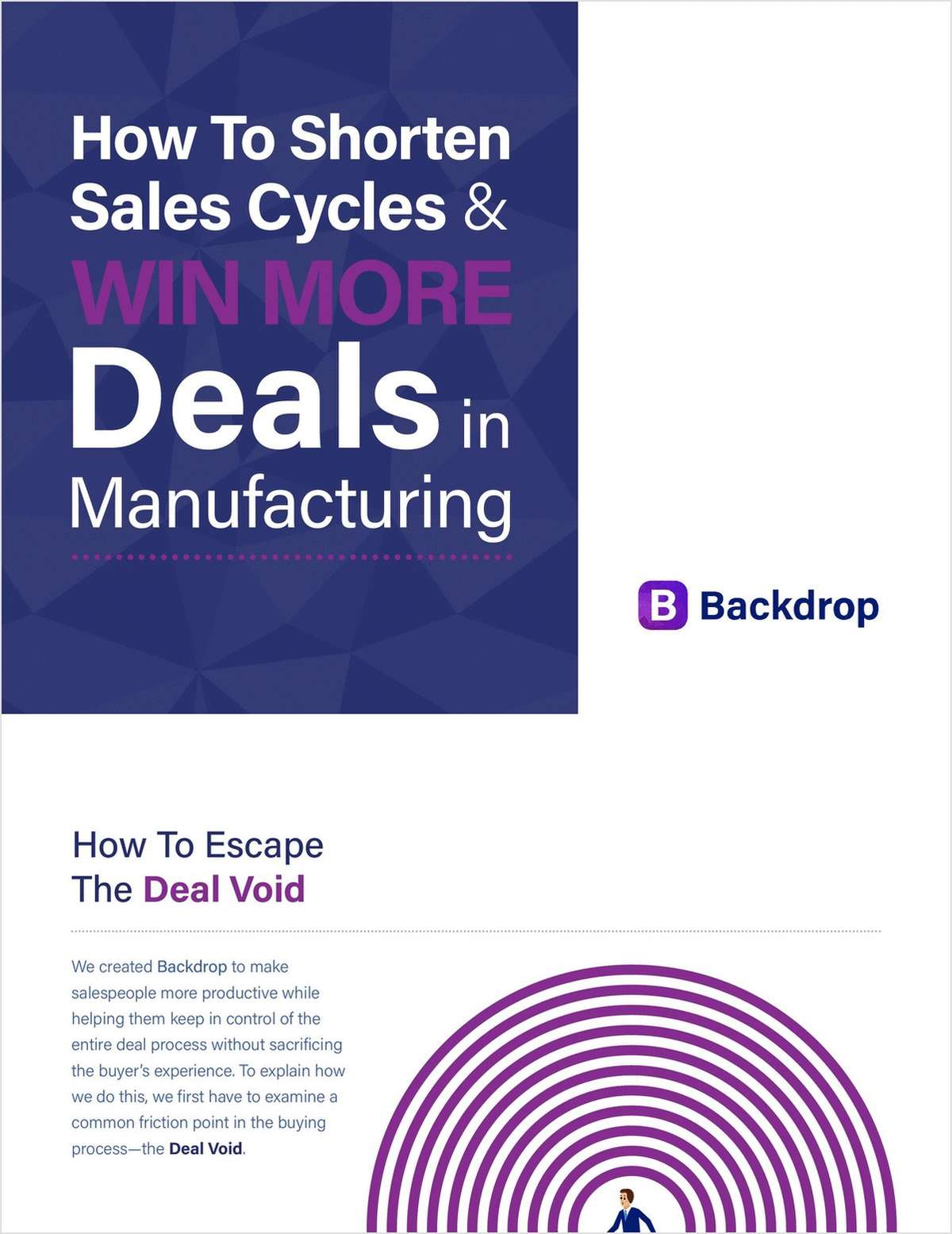 How To Shorten Sales Cycles and Win More Deals in Manufacturing