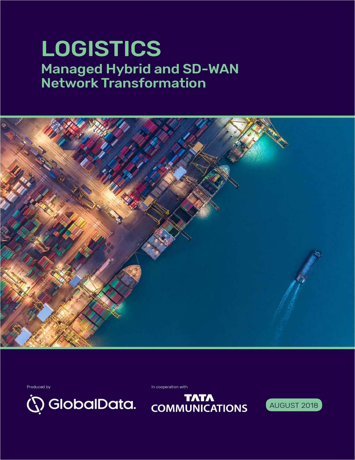 Managed Hybrid and SD-WAN Network Transformation