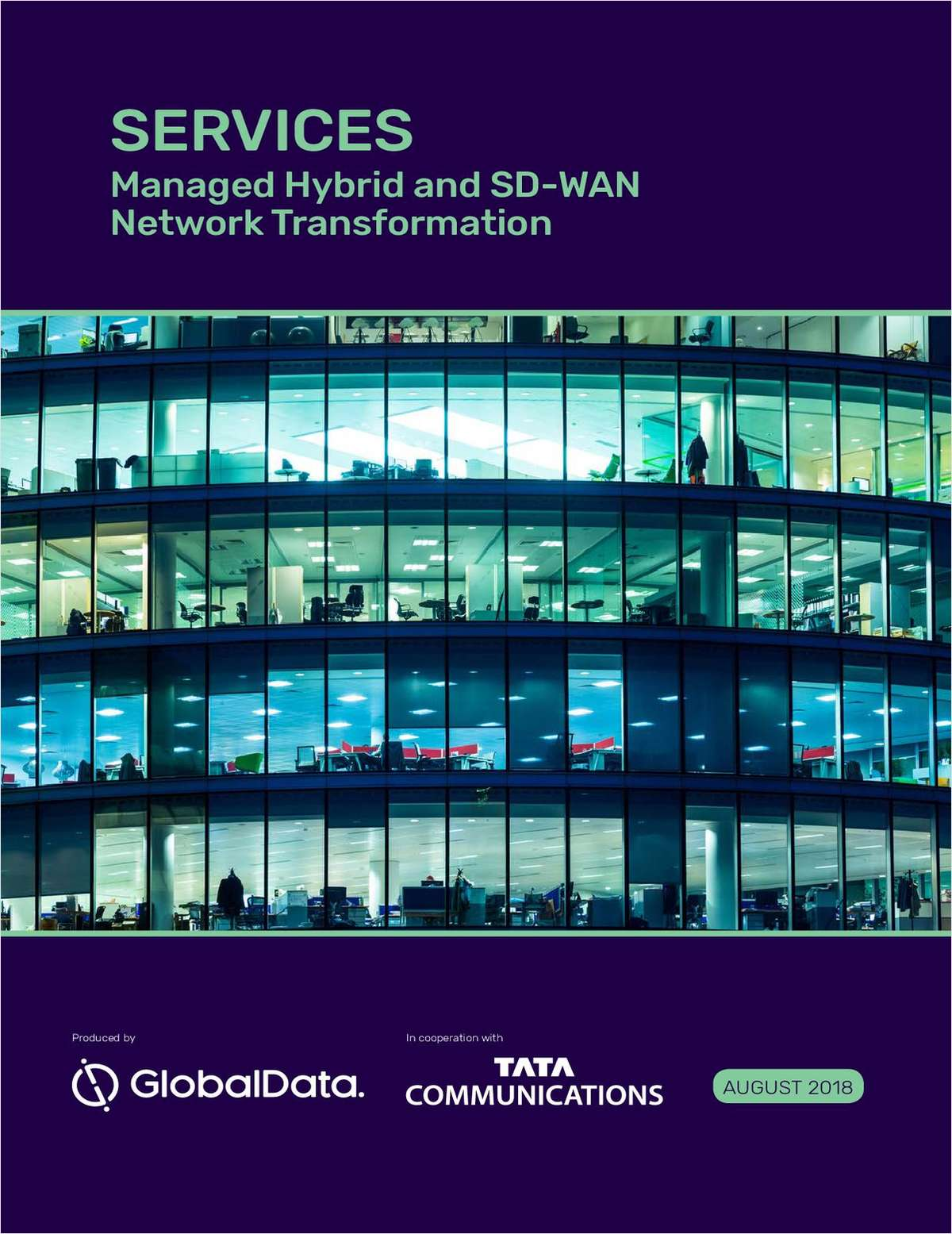 Managed Hybrid and SD-WAN Network