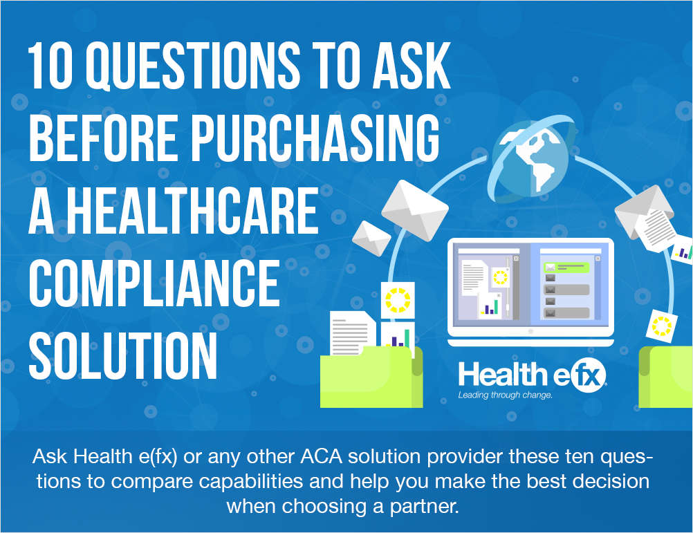 10 Questions to Ask Before Purchasing a Healthcare Compliance Solution