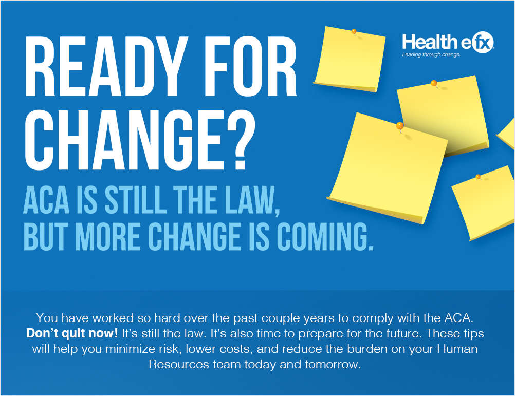 How Employers Can Prepare for ACA Change