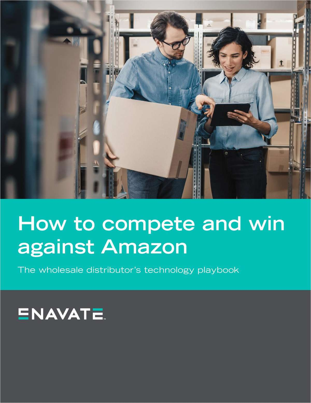 How to Compete and Win Against Amazon