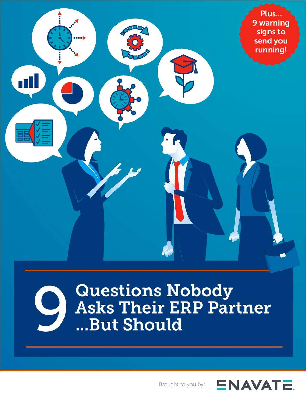 9 Questions Nobody Asks Their ERP Partner... But Should