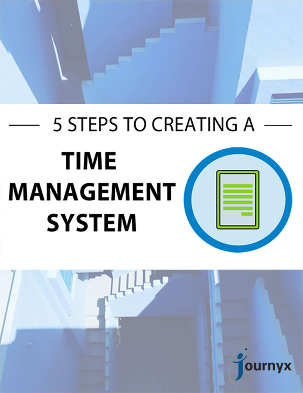 Five Steps to Creating a Time Management System