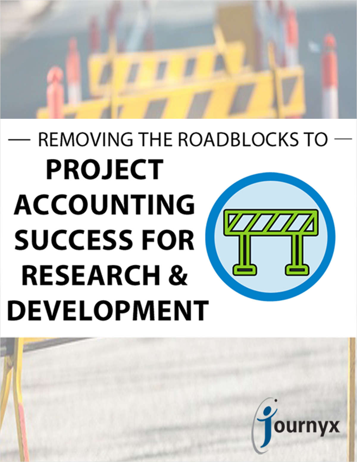 Removing the Roadblocks to Project Accounting Success for R&D