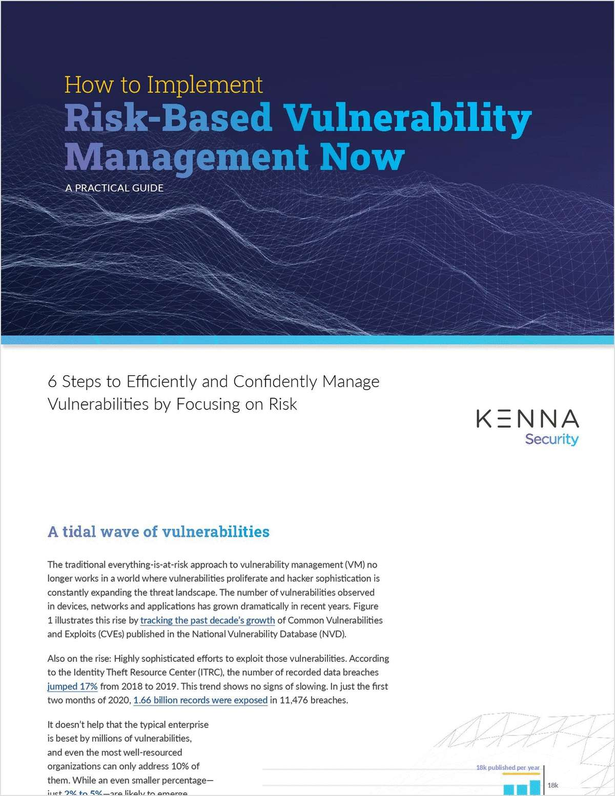 How to Implement a Risk-Based Vulnerability Management Approach